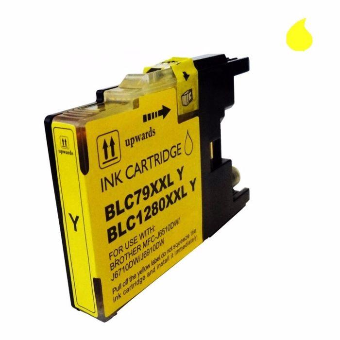 LC1280XL LC1240 LC1220  AMARILLO  19 ml