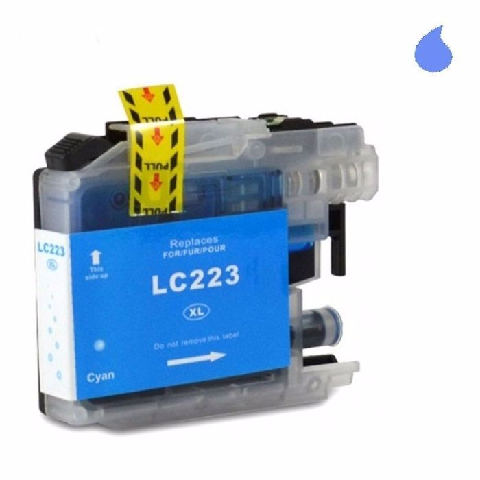 LC223 CYAN (10ml) CHIP ACTUALIZADO